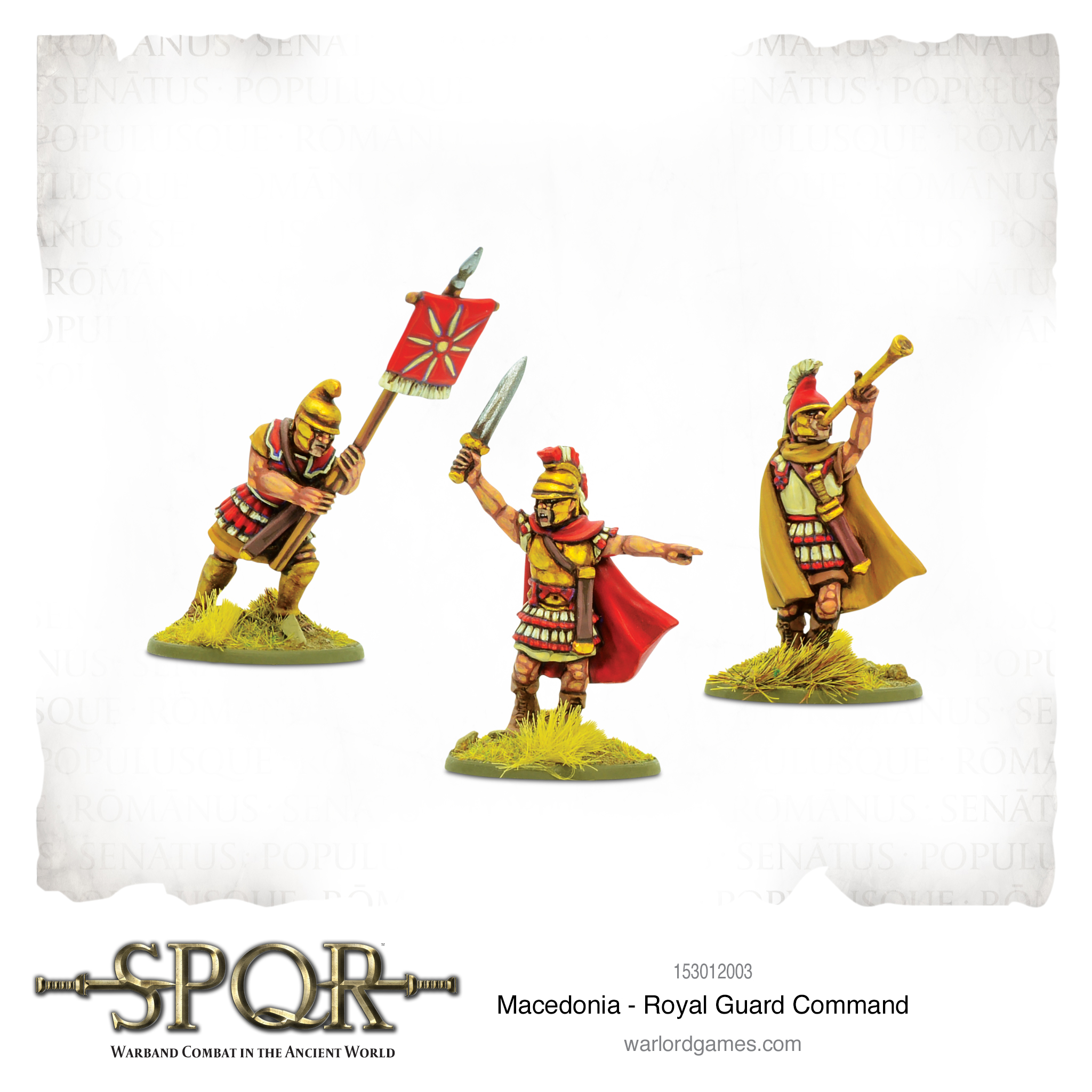 Macedonia Royal Guard Command