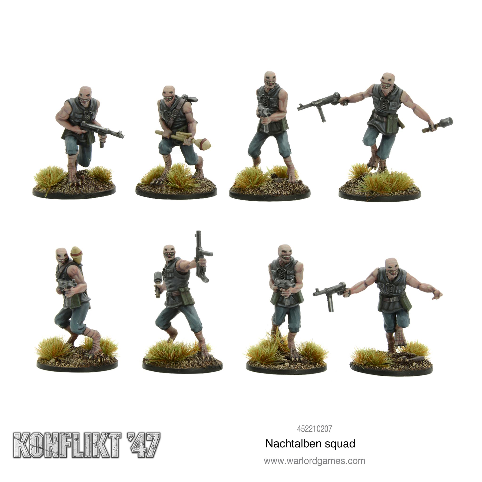 Konflikt 47 Nachtalben Squad