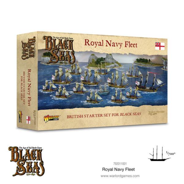 Royal Navy Fleet (1770-1830) Box