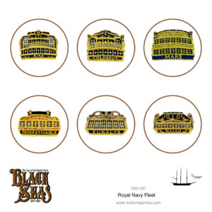Royal Navy Fleet Backplates