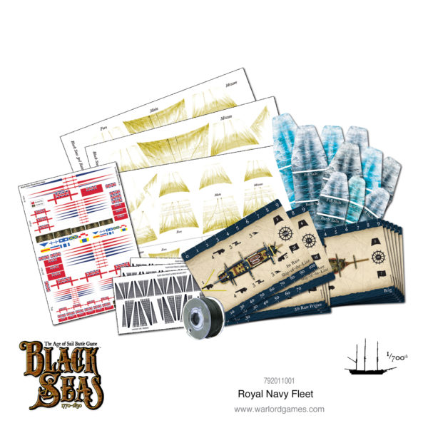 Royal Navy Fleet Accessories