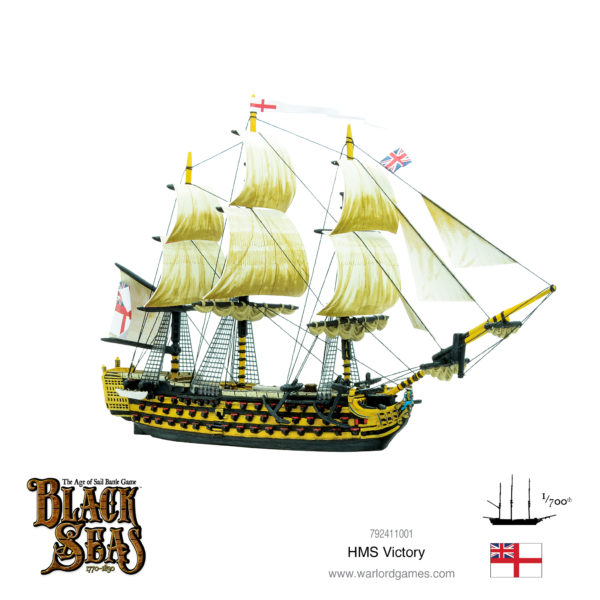 1st rate Ship-of-the-Line, HMS Victory