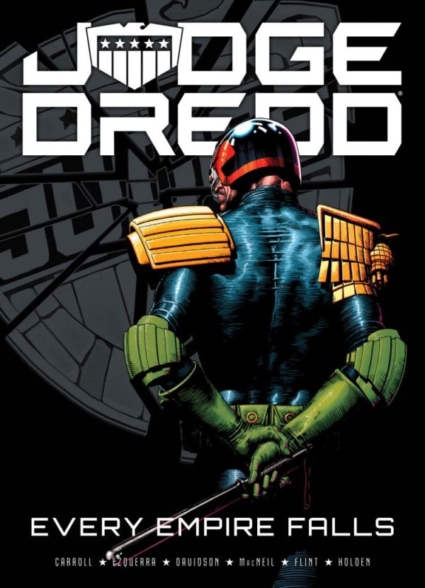 JUDGE DREDD EVERY EMPIRE FALLS
