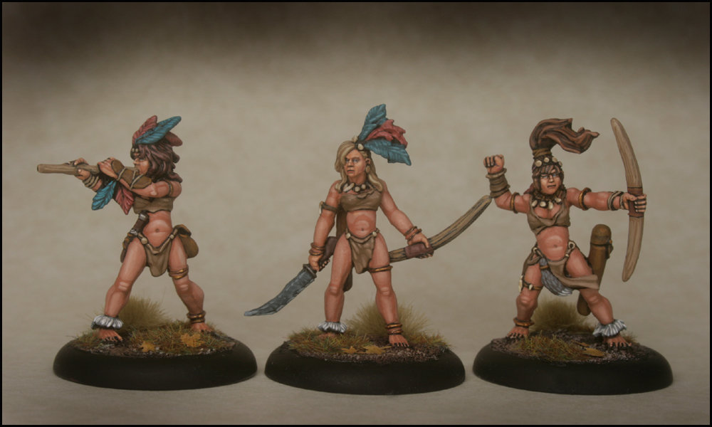 The Amazons 1