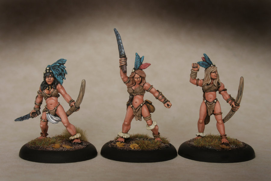The Amazons 2