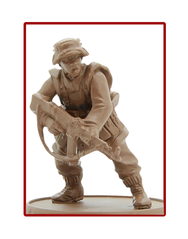 German Grenadier Front 1