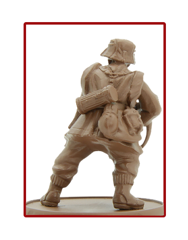 German Grenadier Rear 1