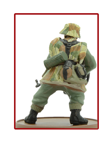 German Grenadier Rear 2