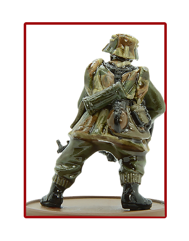 German Grenadier Rear 3