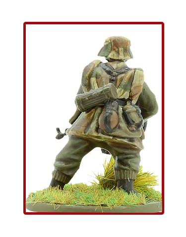German Grenadier Rear 4