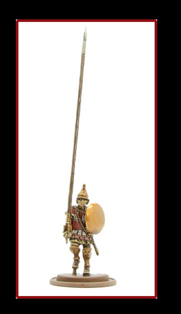 Macedonian Phalangite Front 3