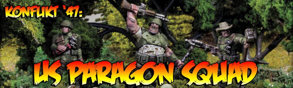 Konflikt '47: US Paragon Squad