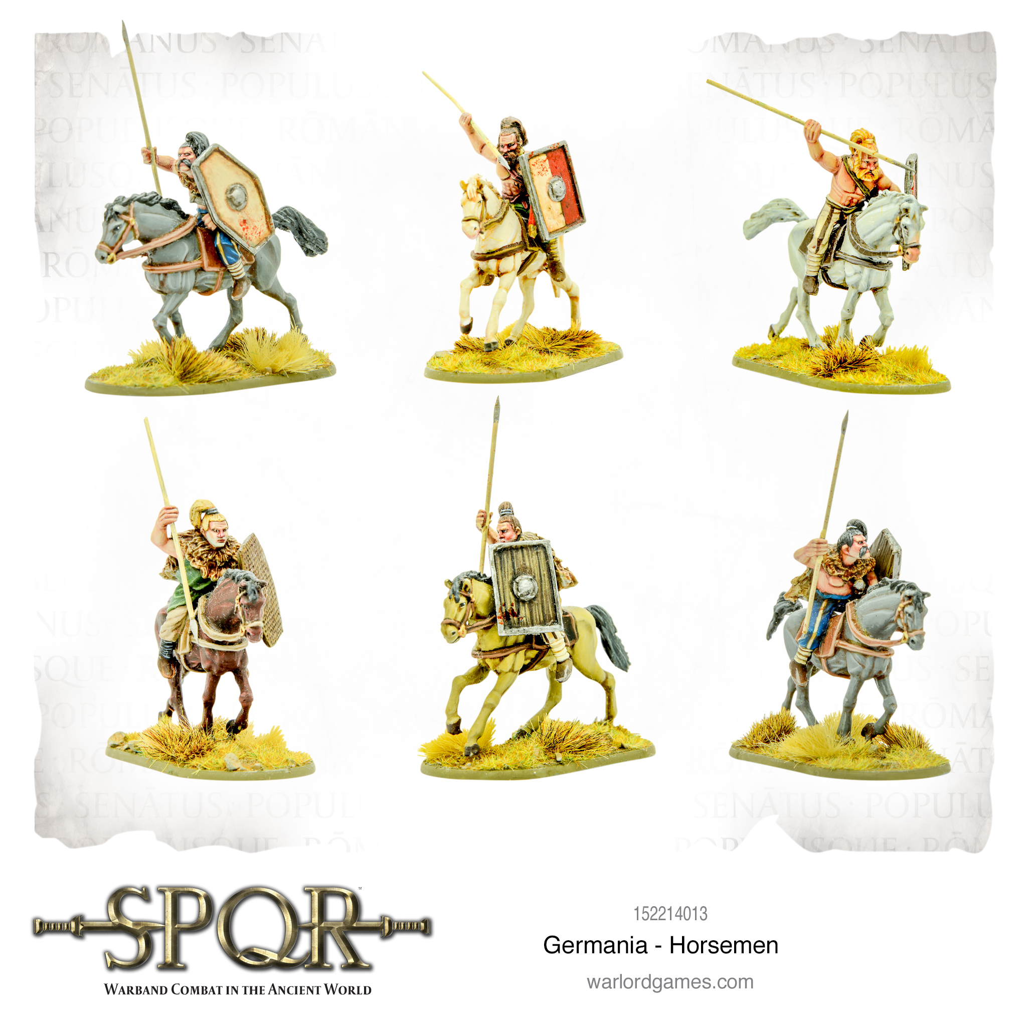SPQR: Germania - Horsemen