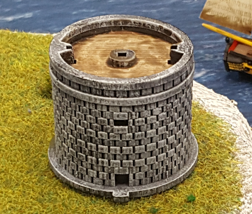 Black Seas: Martello Tower