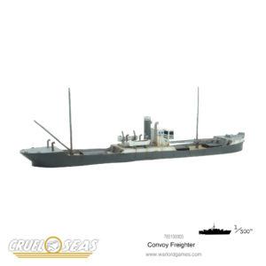 Cruel Seas: Convoy Freighter