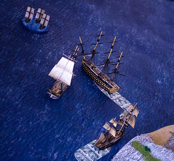 Black Seas demo at Full Sail