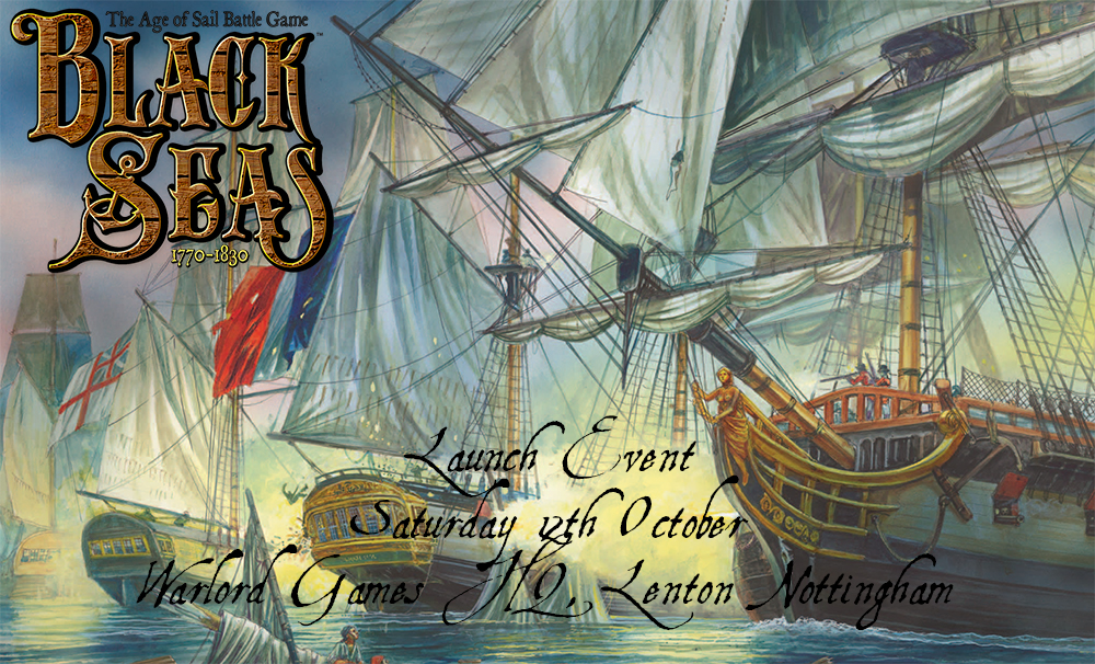 Black Seas Launch Event