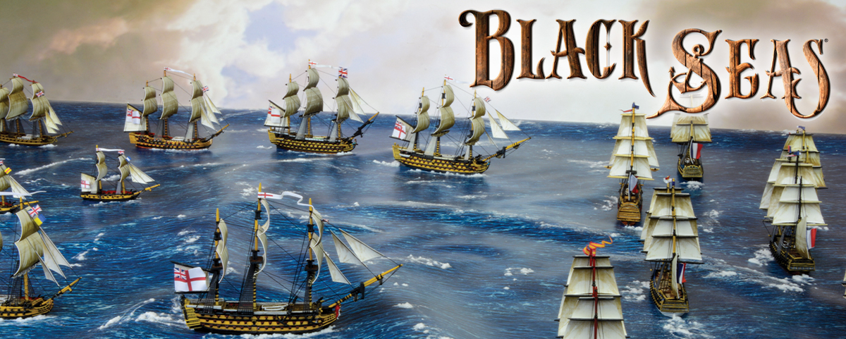 Black Seas: The Napoleonic Wars