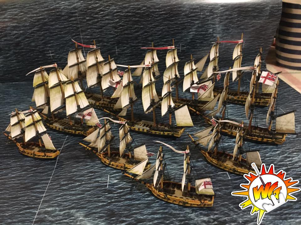 Charles DInsdale's Black Seas Fleet
