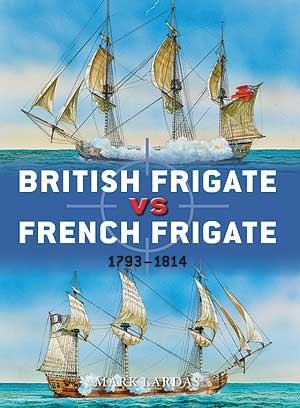 DUE52 British Frigate vs French Frigate