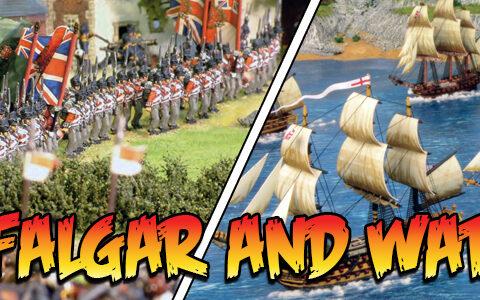 Black Powder: At Trafalgar & Waterloo
