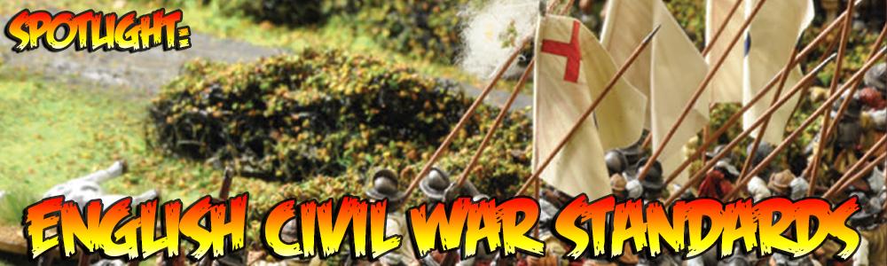 Spotlight: English Civil War Standards