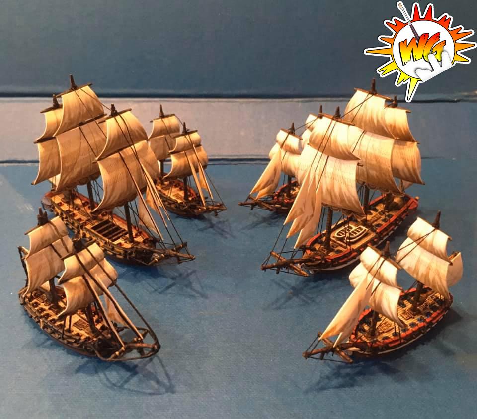 Fraser Hepburn's Black Seas Fleet