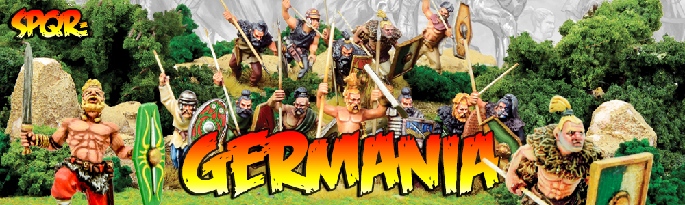SPQR: Germania