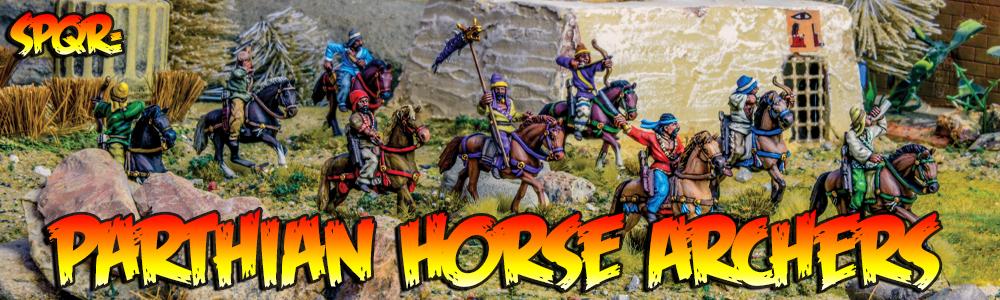 SPQR: Parthian Horse Archers