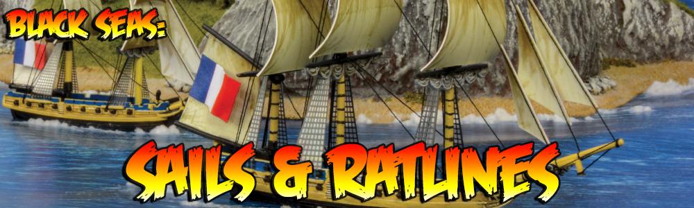 Black Seas: Sails & Ratlines