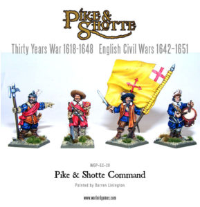 Pike & Shotte Command Group