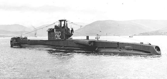 HMS Tabard