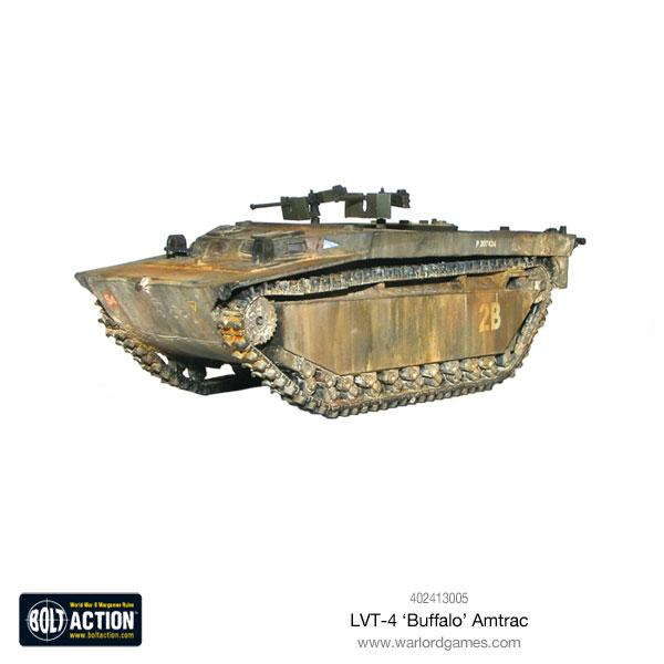 LVT-4 Buffalo Amtrac