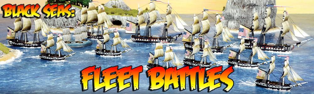 Black Seas: Fleet Battles