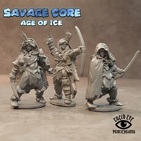 Ice Age Amazons 1
