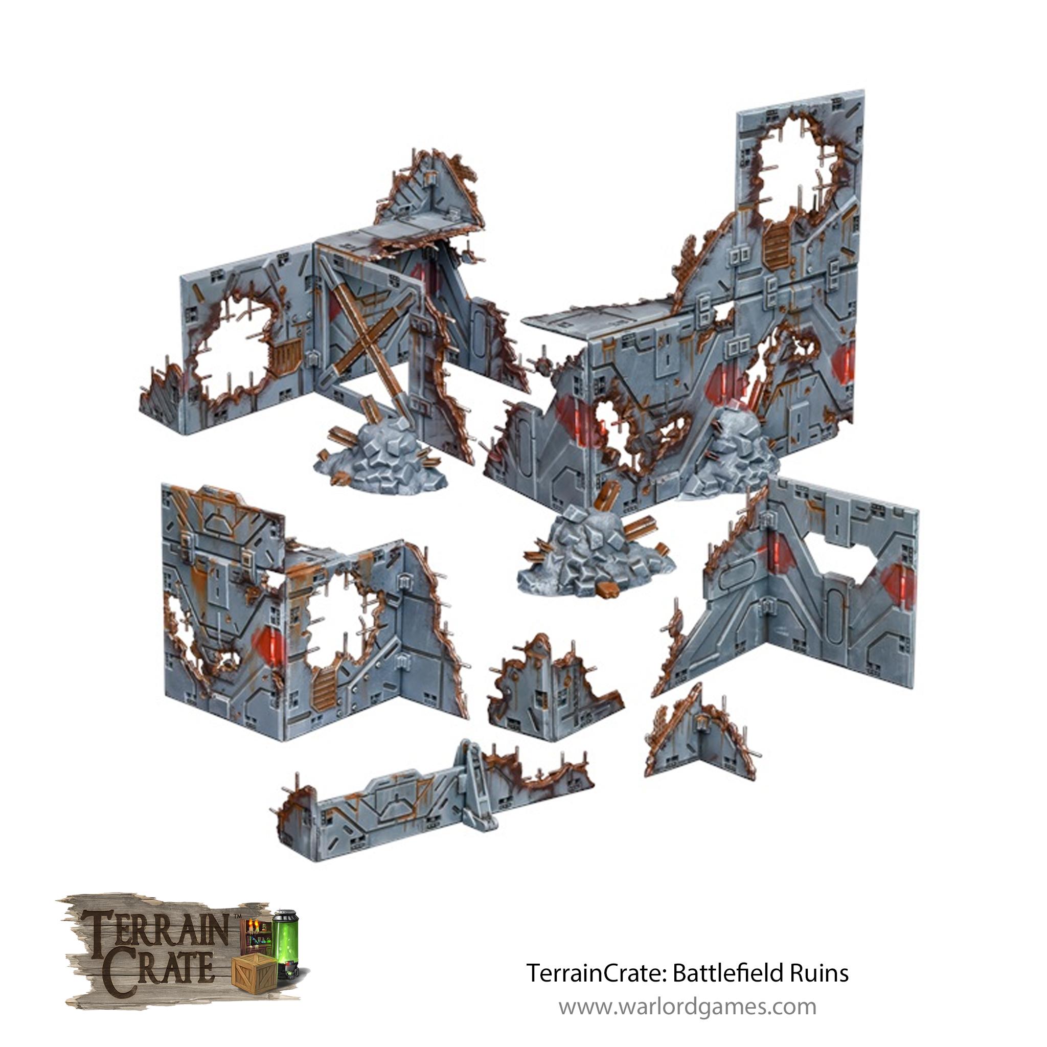 Battlefield Ruins