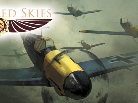 Blood Red Skies: The Messerschmitt Bf109E
