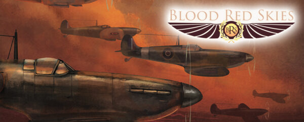 Blood Red Skies: The Supermarine Spitfire MkII