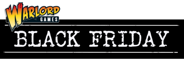 Warlord Games Black Friday Collection Logo
