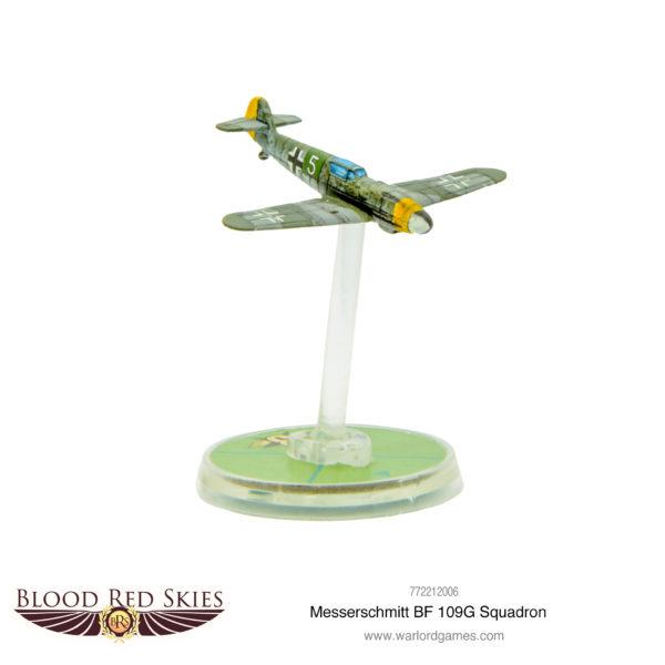 Messerschmitt Bf-109G squadron