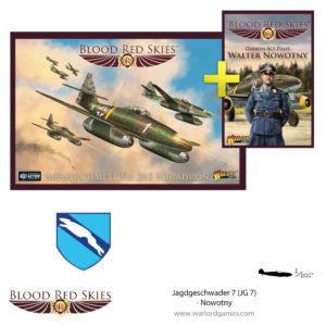 Jagdgeschwader 7 (JG 7) Nowotny