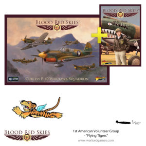 1st American Volunteer Group - Flying Tigers