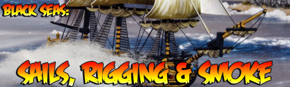 Black Seas: Sails, Rigging & Smoke