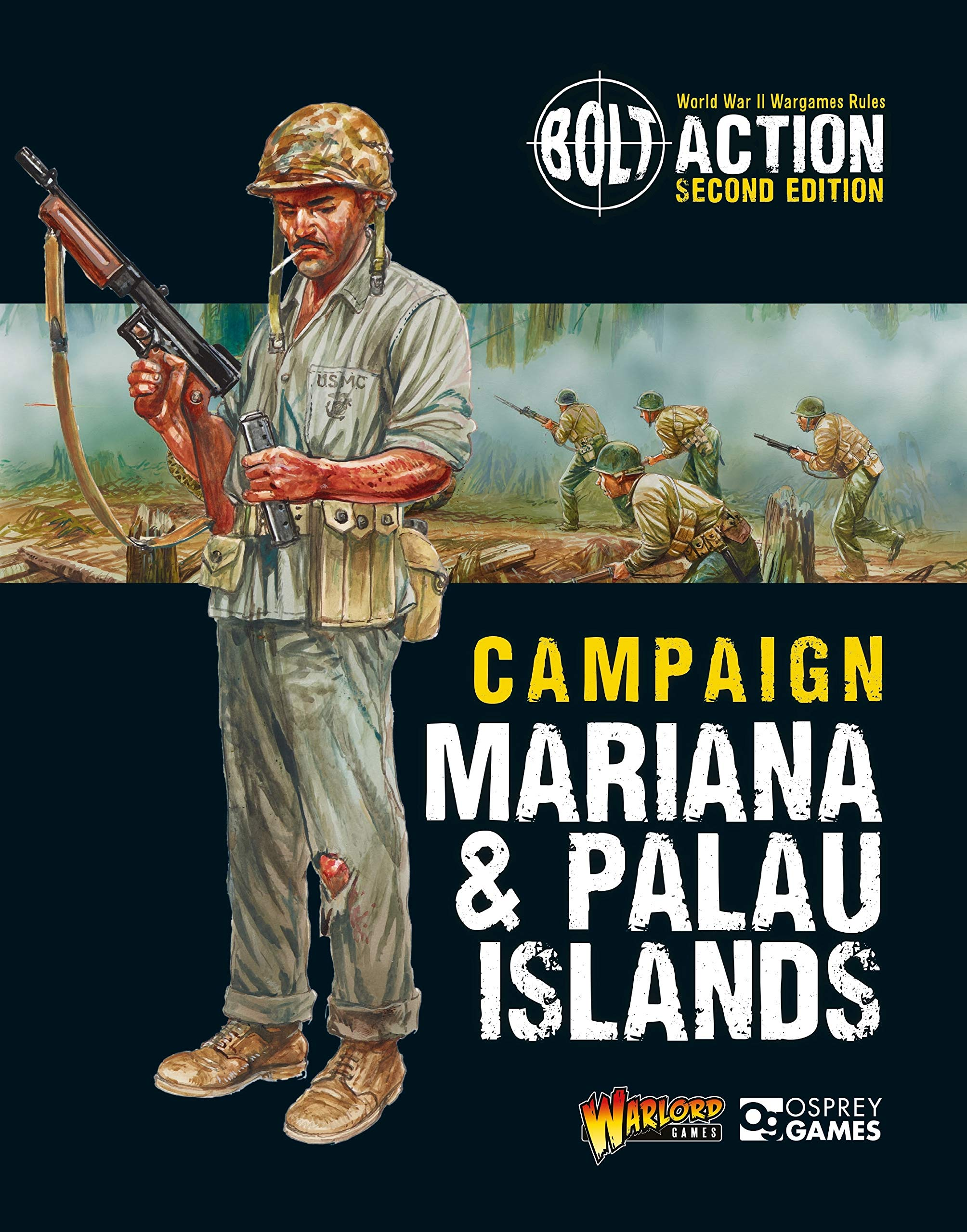 Day 4 - Mariana Campaign
