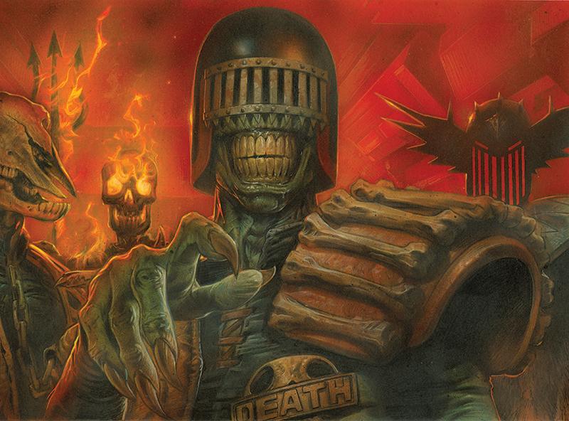 Judge Death