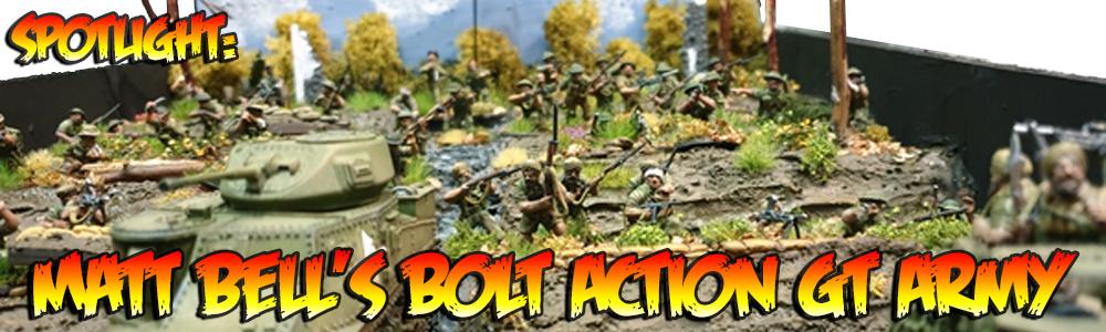 Spotlight: Matt Bell's GT Army