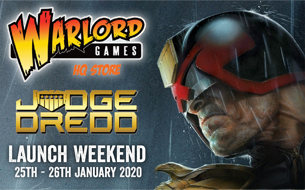 Days of Dredd