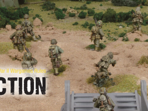 Bolt Action: Collecting the USMC