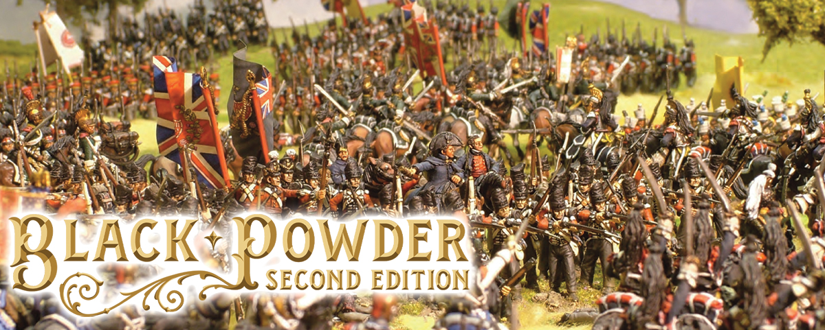 The Hundred Days and Waterloo in Black Powder