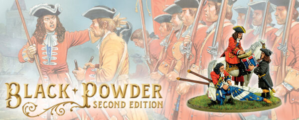 Black Powder: Marlborough's Wars